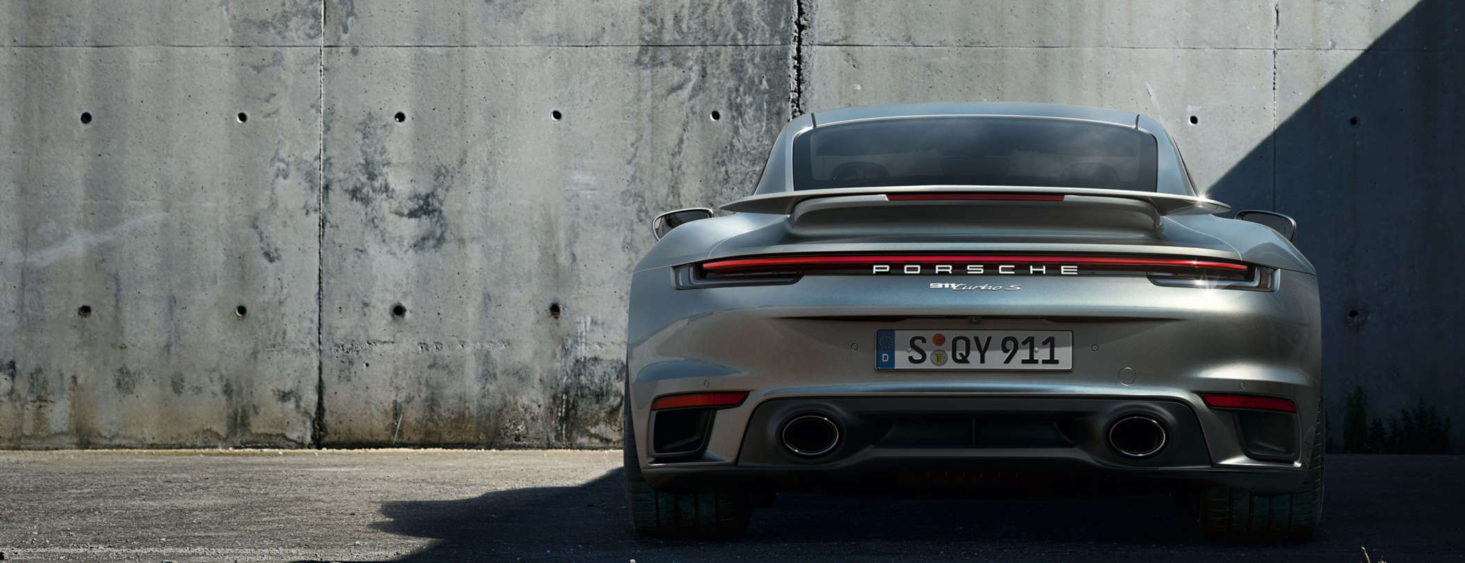 New 911 Turbo S – Relentless